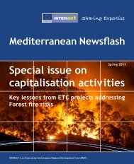 Spring 2011 issue | Mediterranean Lab Group - Interact