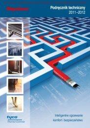 Podręcznik techniczny ogrzewania powierzchni płaskich - Interex ...