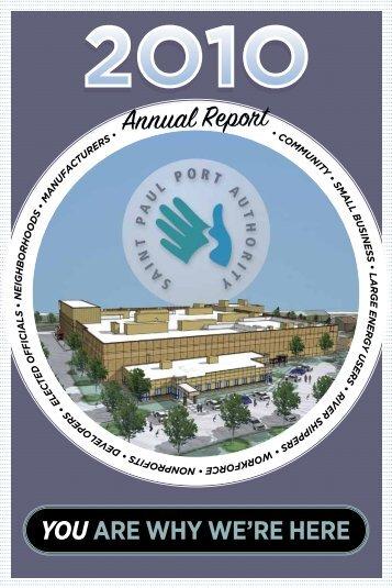 contents - Saint Paul Port Authority