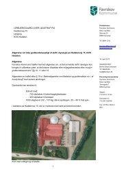 Hadstenvej 15, 8370 Hadsten - Favrskov Kommune