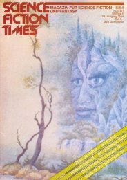 SFT 8/84 - Science Fiction Times