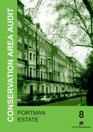 Portman Estate CAA SPG.pdf - Westminster City Council