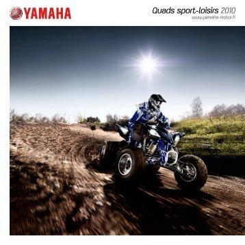 Quads sport-loisirs 2010
