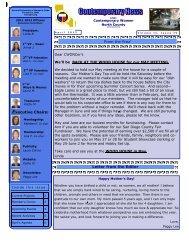 2012 May Newsletter - InMotion Hosting