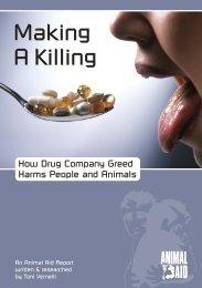 Making a Killing AMENDED - Animal Aid