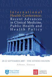 Recent Advances in Clinical Medicine, Public Health and Health ...