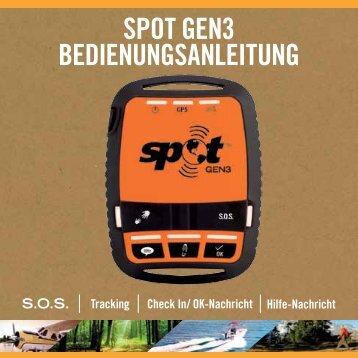 Betriebsanleitung - Spot