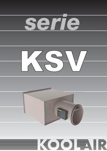 KSV-KSVL - Koolair