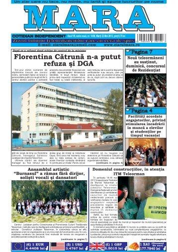 Download (PDF, 5.4MB) - Ziarul Mara