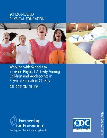 School-Based Physical Education - Partnership for Prevention