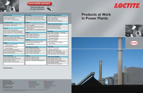 LT 3400 PowerPlant Bro - Loctite.ph