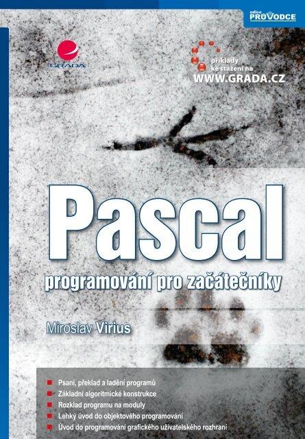 Pascal programování pro začátečníky