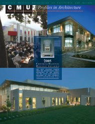 Design Awards 2005 - Concrete Masonry Association of California ...