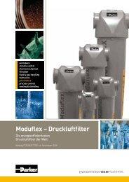 Moduflex – Druckluftfilter