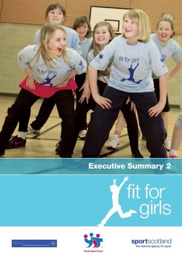 Interim Report (2) Executive Summary - Youth Sport Trust