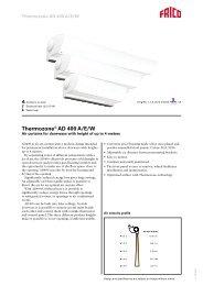 Thermozone® AD 400 A/E/W - tormax danmark a/s