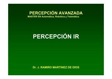 Principios de Percepción IR