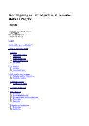 Download publikationen - Miljøstyrelsen
