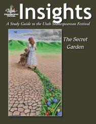 The Secret Garden - Utah Shakespearean Festival