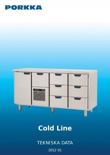 Cold Line - Porkka