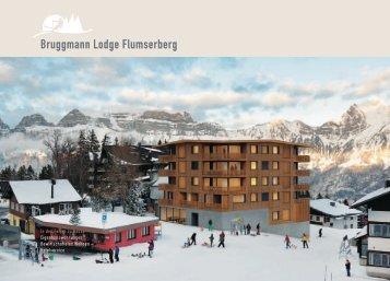 Bruggmann Lodge Flumserberg - Homegate.ch