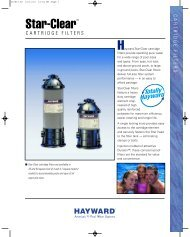 Star-Clear™ - Hayward
