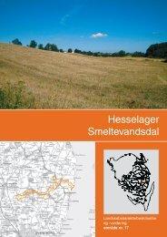 Hesselager Smeltevandsdal (Fyn) - Nationalpark Sydfyn