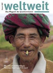 Weltweit mit den Flüchtlingen - Jesuitenmission