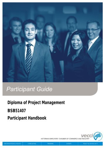 2. bsb51407 diploma of project management - Vecci