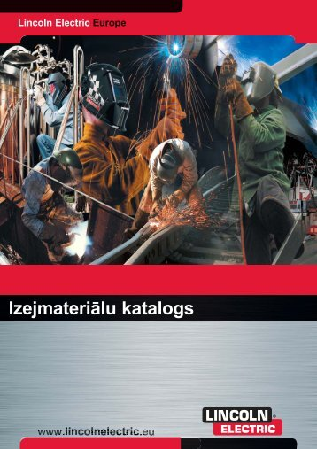 Izejmateriālu katalogs