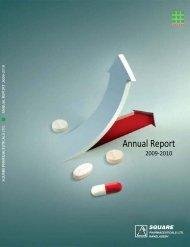 Annual Report - Square Pharmaceuticals Ltd.