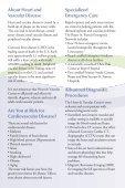 Heart & Vascular Center - Roper St. Francis Healthcare - Page 3