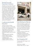 Heart & Vascular Center - Roper St. Francis Healthcare - Page 6