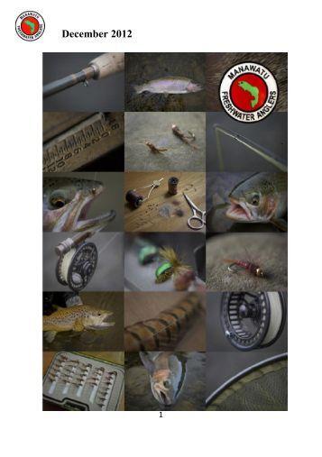 Manawatu Anglers December 2012 Newsletter - Christchurch ...
