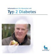 Dem Diabetes auf der Spur - Praxis Dr. med. Trißler