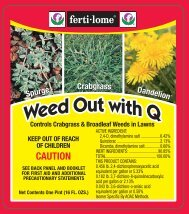Label 10030 Weed Out with Q Approved 3-11-13 - Fertilome