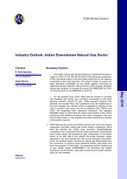 Industry Outlook: Indian Downstream Natural Gas Sector ... - pptfun