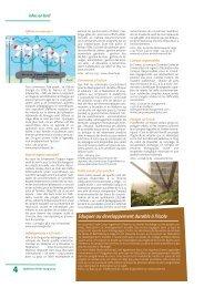 Eduquer au developpement durable à l'école - Symbioses