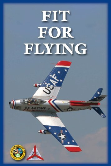 FIT FOR FLYING - Civil Air Patrol