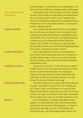 FORUM FESTWOCHEN FF ... - TheatreWorks - Page 6