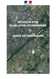 revision d'un plan local d'urbanisme guide de procedure - Webissimo
