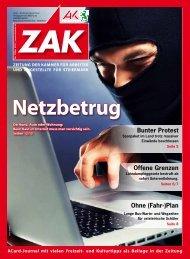ZAK, Ausgabe Mai 2011 (pdf - 5MB) - AK Portal Mobile ...
