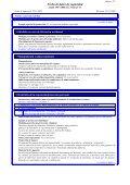 Ficha de datos de seguridad - Voco - Page 2