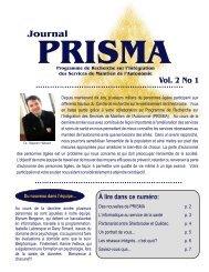JOURNAL PRISMA 2 NO 1