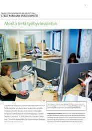 Etelä-Karjalan verotoimiston