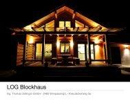 LOG Blockhaus