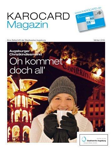 KAROCARD Magazin Winter (PDF, 8,15 MB)