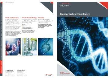 Bioinformatics Consultancy - Almac