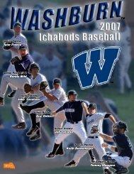 Complete Media Guide - Washburn Athletics