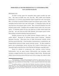 Perbandingan Metode Berteologi F.D Schleiermacher dan Alister ...